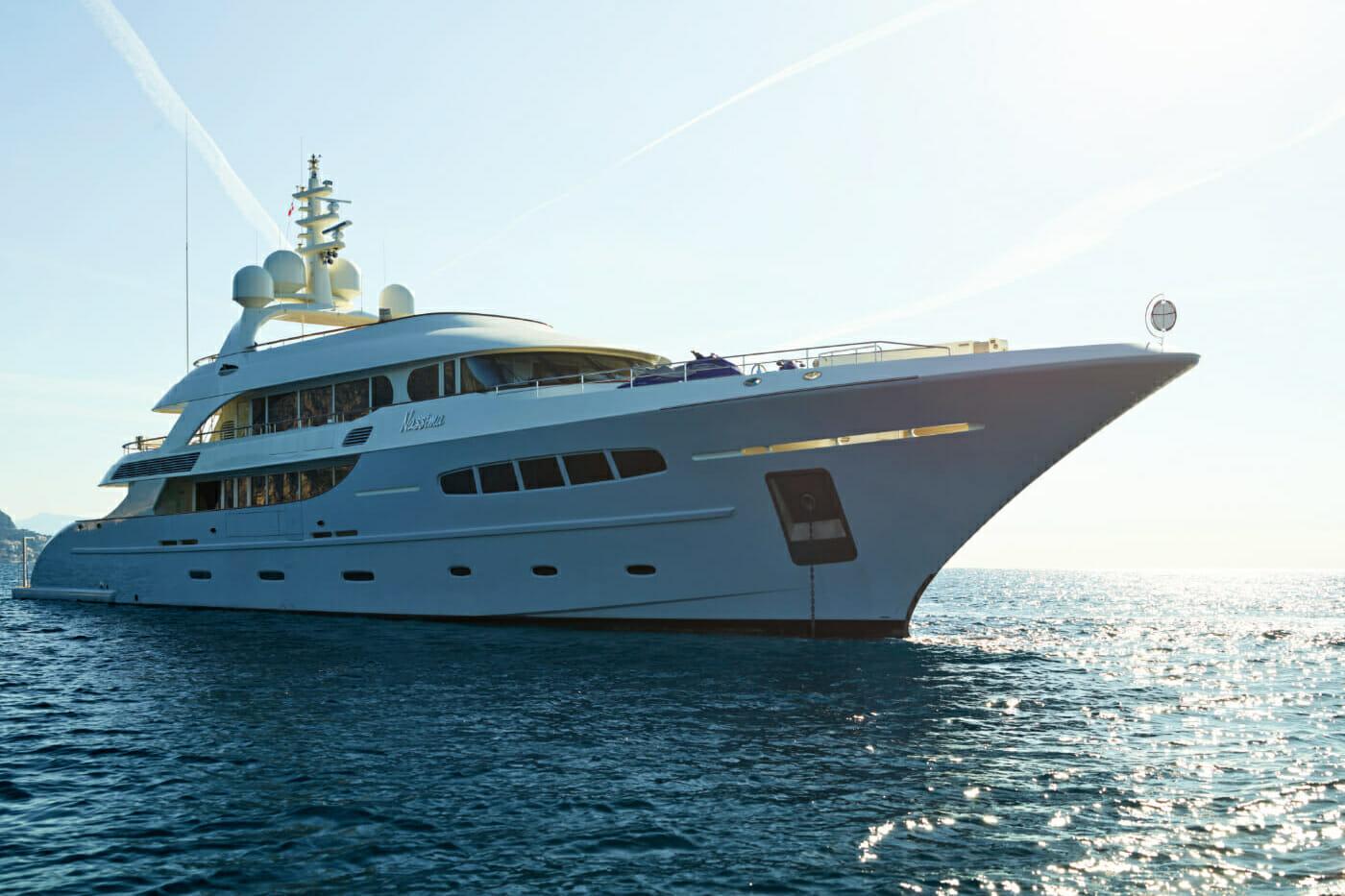 M/Y Nassima-Acico Yachts- Mediterranean