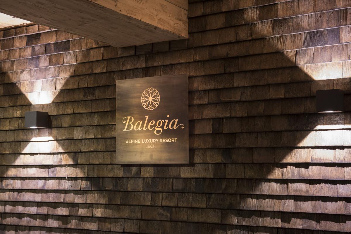 Apartment Balegia at Balegia Resort in Lech
