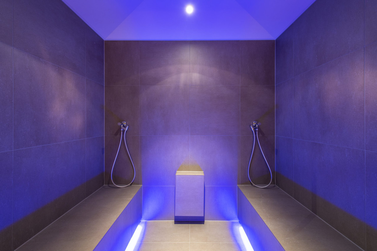 Spa and Hammam at Apartment Brunnenhof 1 in Lech