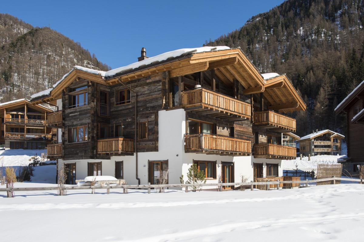 Exterior view of Apartment Alex in Zermatt