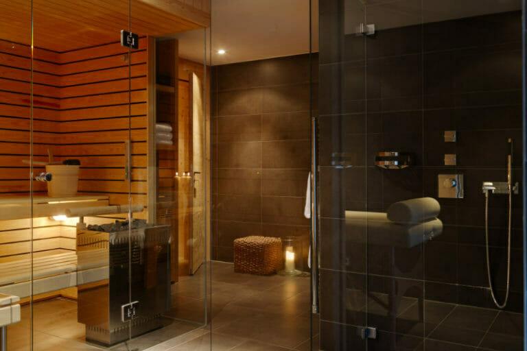 Spa with Sauna Chalet Maurice, Zermatt