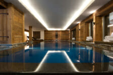 Swimming pool, spa- Dente Blanche, Verbier, Switzerland