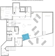 Ground floor chalet Sirocco, the Alpine Estate, Verbier