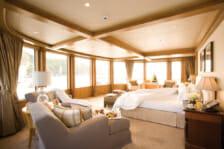 Motor Yacht Utopia- Master cabin- Mediterranean