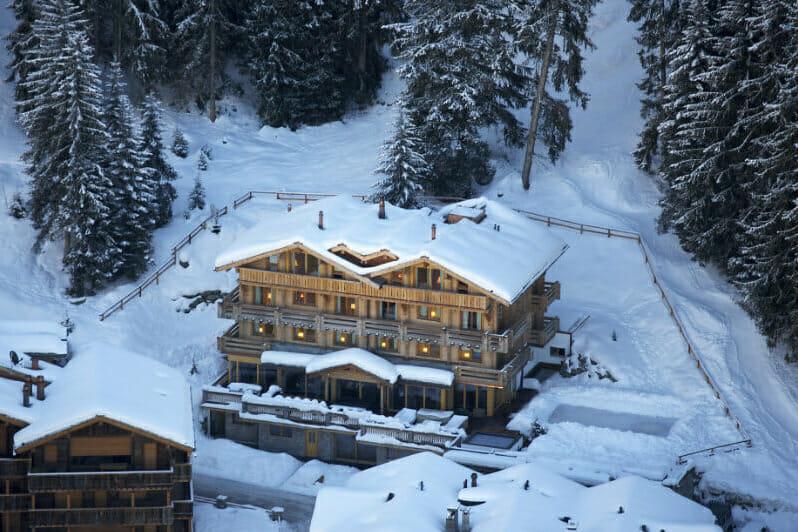 The Verbier lodge- Sir Richard Branson - Verbier, Switzerland