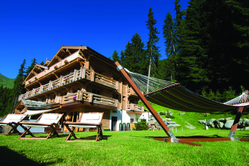 The Verbier Lodge-Summer in the mountains- Verbier, Switzerland